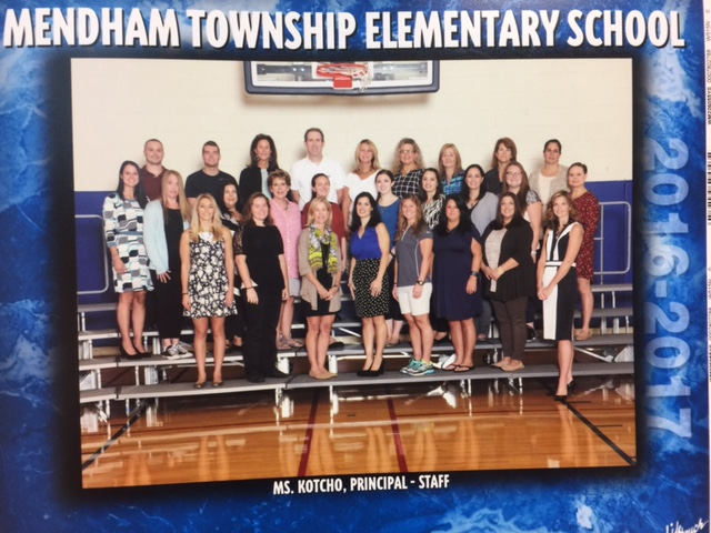 Mendham Township Elementary School Staff Photo